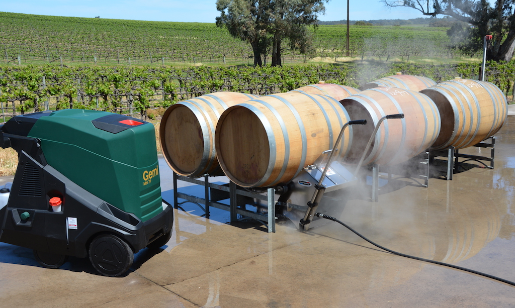 Image result for winery cleaning