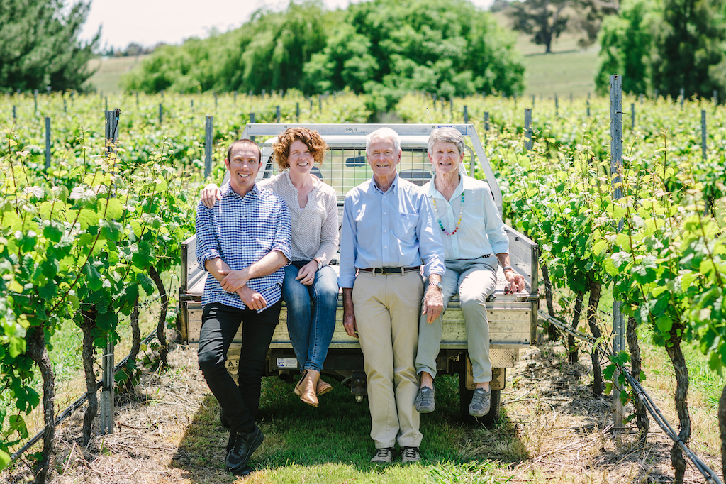 Canberra winery Four Winds Vineyard snaps up distinguished vineyard